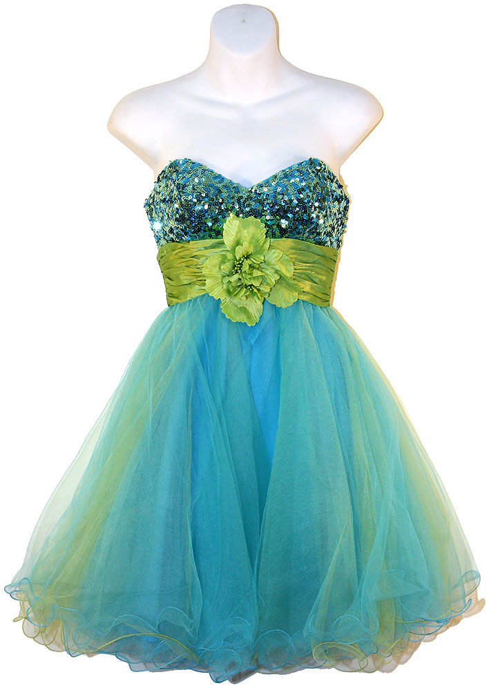 Lime Green Prom Bridesmaid Dress Formal Long Spaghetti Strap